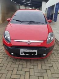 Fiat Punto 1.4 Attractive 2014 completo - aceito troca - 2014