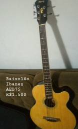 Baixolão IBANEZ 5 cordas