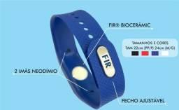 Bracelete terapêutico/magnético Fir Style com infravermelho longo