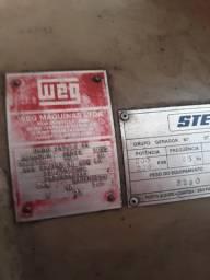 Vendo gerador 330 KVA