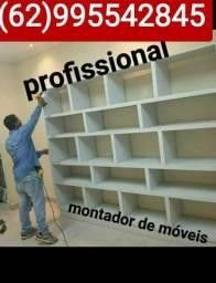 Só liga montador de móveis profissional Nivaldo