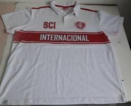 Camiseta do Sport Club Internacional Tamanho GG Usada