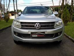 VOLKSWAGEN AMAROK 2012/2012 2.0 HIGHLINE 4X4 CD 16V TURBO INTERCOOLER DIESEL 4P AUTOMÁTIC - 2012