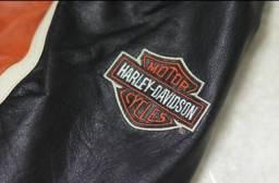 Jaqueta em couro Harley Davidson