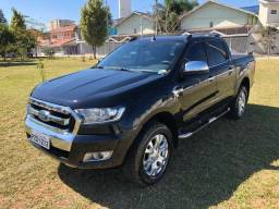 Ford Ranger 3.2 4x4 CD Limited / Aceito Trocas - 2017