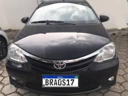 Toyota Etios 1.5 16v Xls 5p - Lindo - 2015