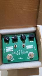 Pedal caline crazy cacti - overdrive