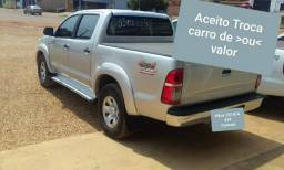 Hilux 2014/4 STD 4x4 Diesel (Aceito Troca carro de maior ou menor valor) - 2014