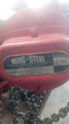 Talha manual Berg steel 5 tonetadas