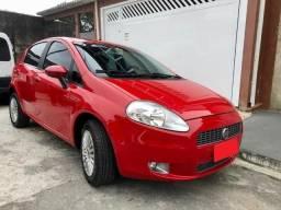 Fiat Punto 1.6 essence 16v flex 4p automático 2012 - 2012