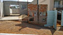 Passo lote c/projeto de 2 casas