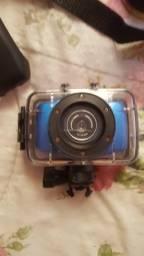 Câmera pra capacete