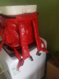 Mochila bag completa com isopor