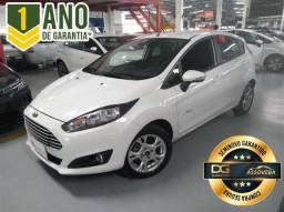 Ford New Fiesta 1.6 SEL Hatch 16v Flex 4p Auto 2017 - 2017