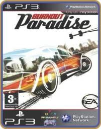 Título do anúncio: Ps3 Burnout paradise