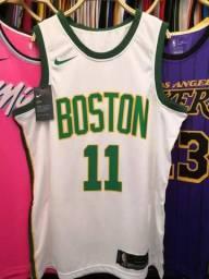 Camisa NBA Oficial Nike City Edition Boston Celtics