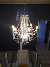 Sofisticado candelabro designlustres
