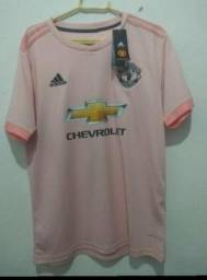 Camisa de time Manchester United adidas
