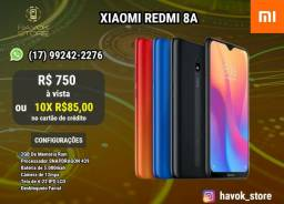 Promoção - Xiaomi Redmi 8A - Loja Físíca