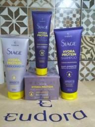 Eudora kit shampoo e condicionador