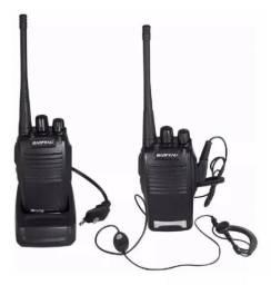 Radio Walk Talk Comunicador Baofeng Bf-777s Talkabout + Fone