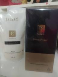 Kit de sabonete líquido para mãos 260ml + refil de sabonete líquido para mãos 260ml