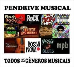 Pen Drive com Musicas