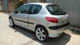 Peugeot 1.0 lindo, muito econômico, barato - 2003