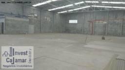 Locação Galpão no Portal dos Ipês em Cajamar, Ótima Opção Estuda Proposta