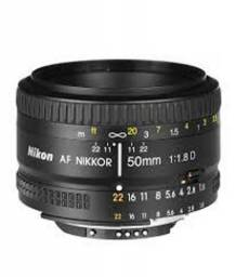 50 mm nikon 1.8