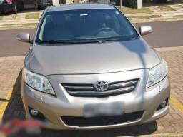 Toyota Corolla SE-G 1.8 16V. Condições para negativado - 2009