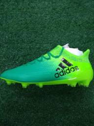Chuteira Adidas profissional 16.1 TECHFIT X original 5294bb36ca0f4