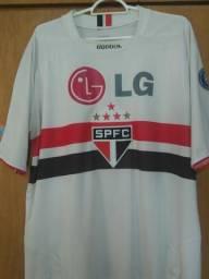 87beef4e4a Camisa SPFC São Paulo 2009 tamanho G