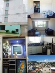 Apartamento Itabira 3 qts suíte 2 vagas de garagem Bairro 14 de Fevereiro
