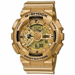 Título do anúncio: Relógio G Shock GA-110GD-9 Gold Series