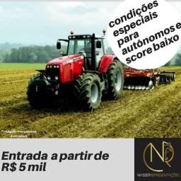 MAQUINA AGRICOLA- CONDIÇÕES ESPECIAIS PARA FAZENDEIROS