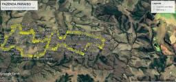 Fazenda em Tapira MG, 408 hectares, direto com proprietário.
