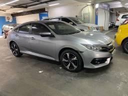 Honda New Civic G10 EXL 2.0 Top Automático Couro Apenas 40000km