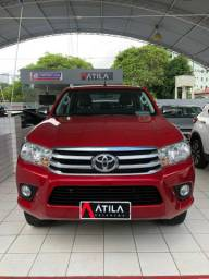 Toyota Hilux SRV 4x4 diesel cambio automatico  2018  Extra !!!