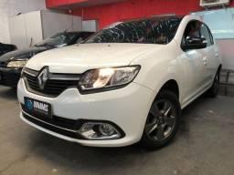 C\ Renault Logan Dynamique 1.6 - Completo - Confira!