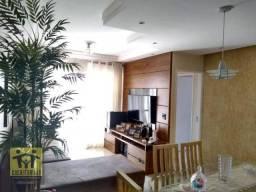 Apartamento com 3 dormitórios para alugar, 82 m² por R$ 4.500/mês - Vila São José (Ipirang