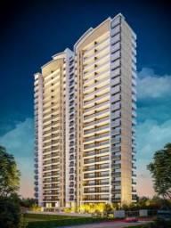 Apartamento com 2 dormitórios, 1 reversível, 2 vagas à venda, 95 m² por R$ 840.811 - Aldeo