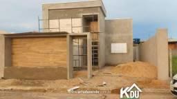 Casa à venda, 2 quartos, 1 vaga, Buritis III - Primavera do Leste/MT