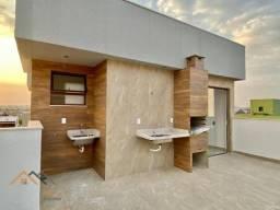 Cobertura com 2 quartos à venda, 88 m² por R$ 320.000 - Santa Branca - Belo Horizonte/MG