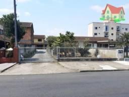 Terreno C/890 m2+Sobrado Residencial + Residencia em Alvenaria C/Laje No Bairro Iririu!