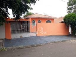 Casa com 3 dormitórios para alugar, 64 m² por R$ 900,00/mês - Jardim Santa Eliza - Preside
