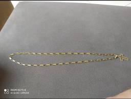 Cordão ouro Cartier