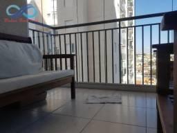 Apartamento à venda com 2 dormitórios em Vila antonieta, São paulo cod:10025867