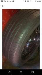 Estepe de Corolla Honda Civic novo pneu 205/ 55 /16