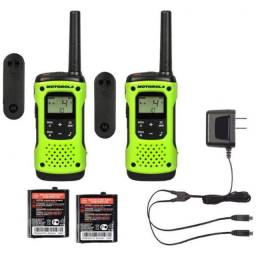 Walkie Talkie Motorola T600 H2O 56km - Verde